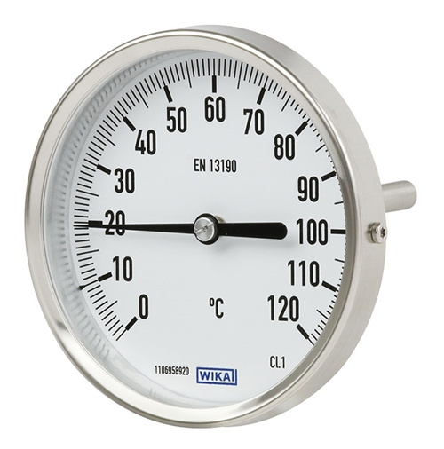 WIKA  Model 50 Bimetal Thermometer Standard version