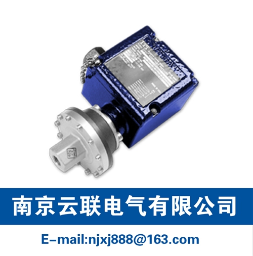 110P NEMA 4 & 13 Pressure Switch/Internal Adjustment