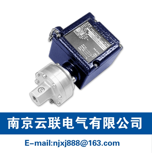 200P NEMA 4 & 13 Pressure Switch/Internal Adjustment
