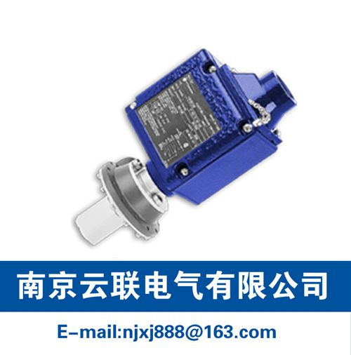 110P Division 2 Pressure Switch/Internal Adjustment