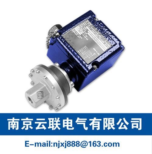 110P NEMA 4X, 7, 9 & 13 Pressure Switch/Internal Adjustment