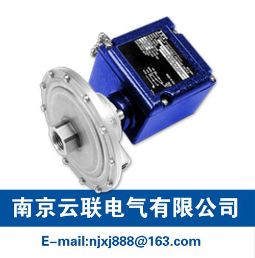 152P8 NEMA 4 & 13 Ultra Low Differential/Pressure Switch