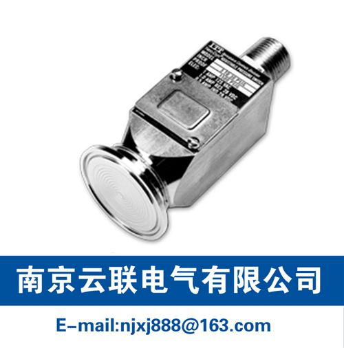 117P NEMA 7 & 9 Sanitary Pressure Switch