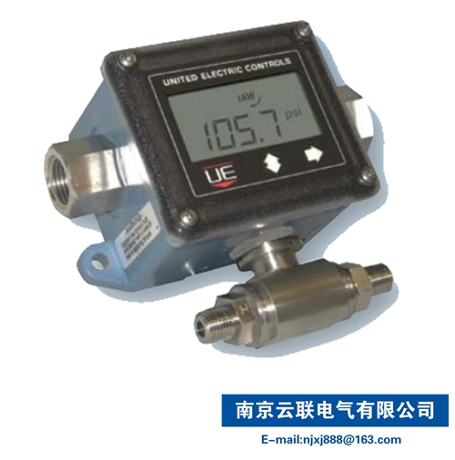 UE 1 Pressure and Temperature Electronic Switches for Hazardous Locations in Zones 0 and 2