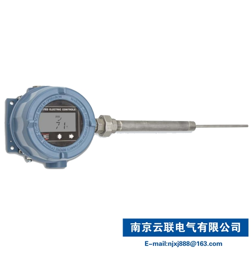 UE 1 series Explosion-proof pressure and temperature transmitter electronic switch for Zone 1.