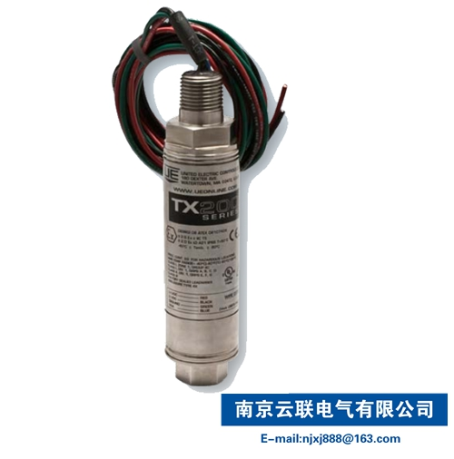 UE TX200 series Explosion-proof, closed, 316 stainless steel and passed HART 7 Registered pressure transmitter or analog (ASIC) pressure transmitter