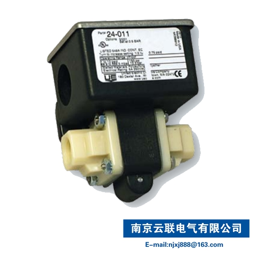 UE 24 series Cost-effective compact cylindrical OEM pressure switch