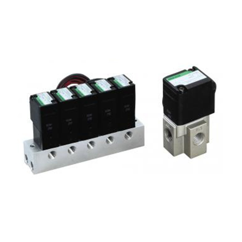 Direct-acting 2/3-way solenoid valve for CKD dry air (special valve) model FGB・FGG・GFGB・GFGG