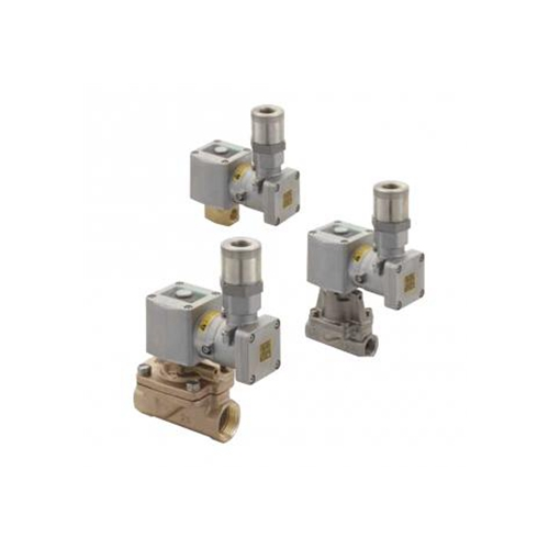 CKD International Integrated Explosion-Proof Policy (ExdIIBT4) for Solenoid Valves (Explosion-Proof Multi-Purpose Fluid Valves) model EX4