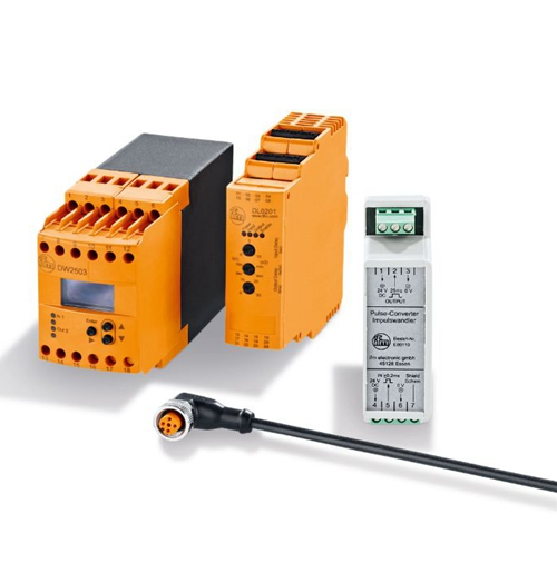Ifm signal conversion system - frequency current converter
