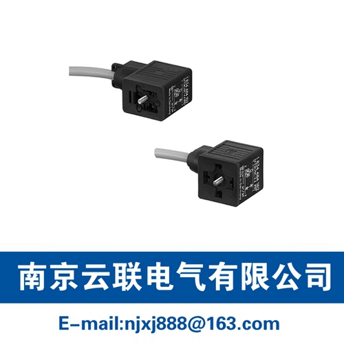 Aventics electrical connection technology cable with wire box, series CON-VP