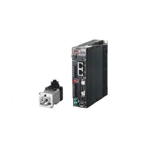 Omron G5 Series EtherCAT Communication Built-in AC Servo Motor/Driver R88M-K, R88D-KN□-ECT