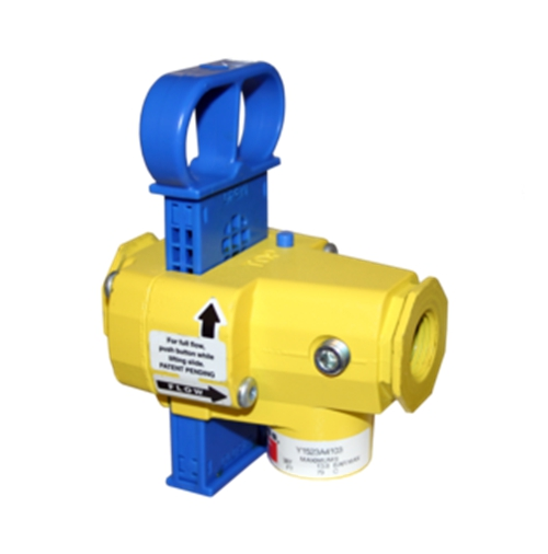 ROSS  Manual Lockout L-O-X® Valves with Soft Start EEZ-ON®, Modular 15 Series, 1/4 to 3/4