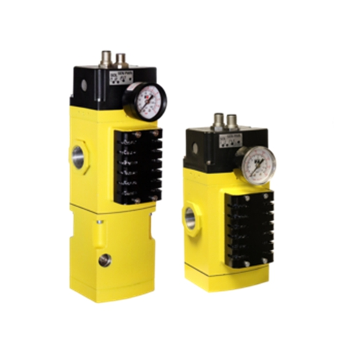 ROSS  M35 Series Double Valvesfor External Monitoring