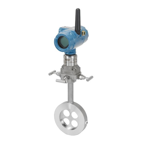 Rosemount3051SFC Wireless Compact Adjustable Orifice Flowmeter