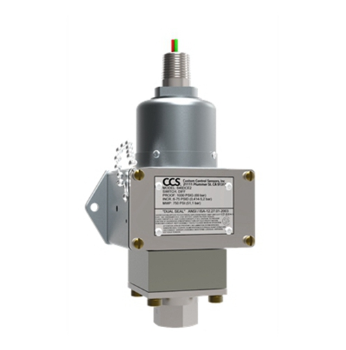 CCS differential pressure switch 646DCE