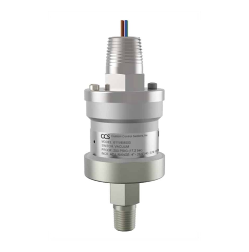 CCS vacuum switch 611V