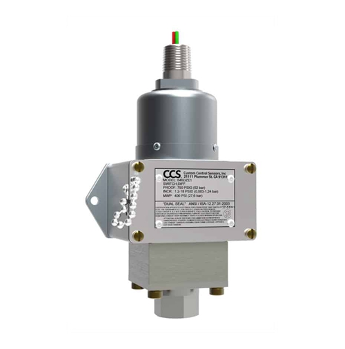 CCS vacuum switch 646VE series