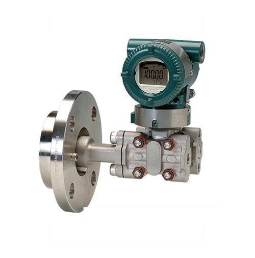 Yokogawa EJX210A flange mounted differential pressure transmitter