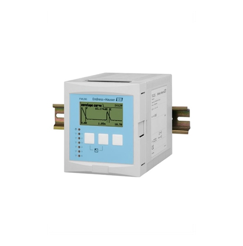 Endress+Hauser FMU90 ultrasonic level measurement