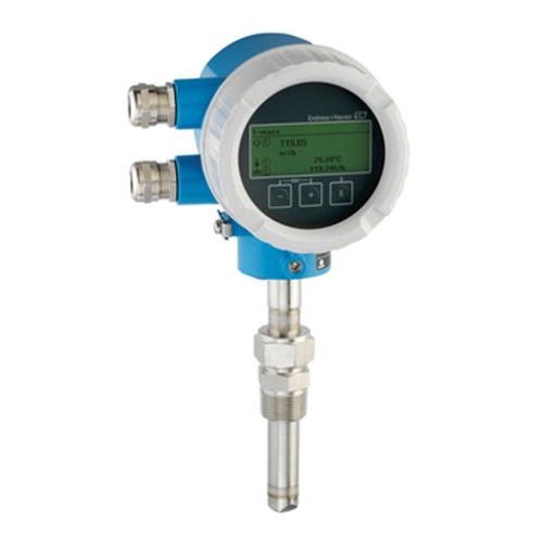 Endress+Hauser thermal mass flow meter T150