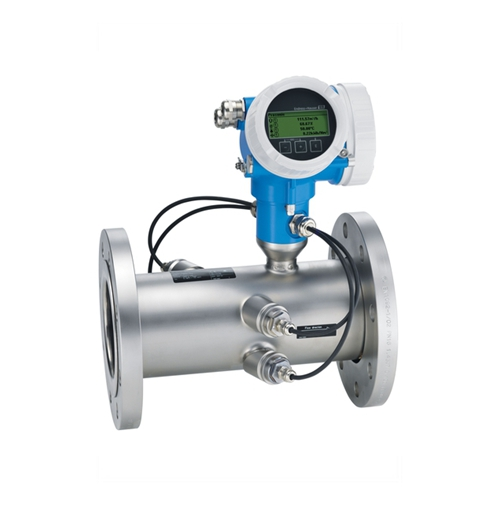 Endress+Hauser ultrasonic flow meter B200