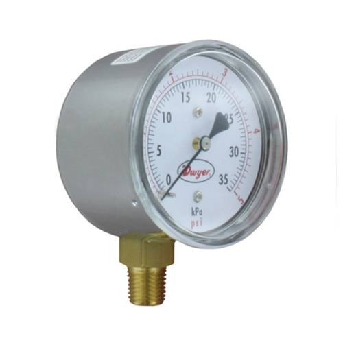 Dwyer pressure gauge LPG5 series