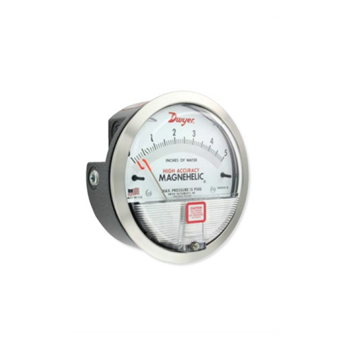 Dwyer differential pressure gauge 2000-HA MAGNEHELIC