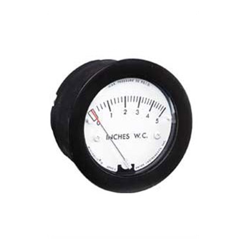 Dwyer differential pressure gauge 2-5000 series