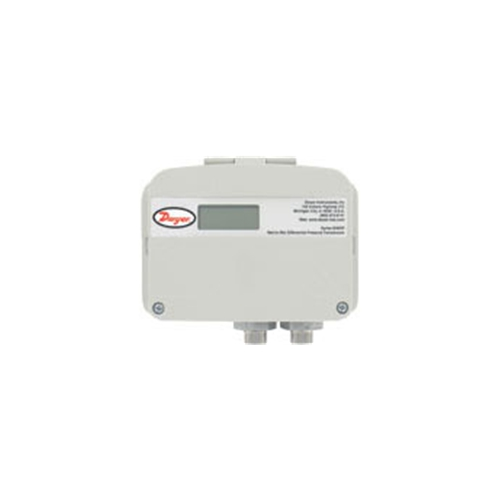 Dwyer differential pressure transmitter WWDP series